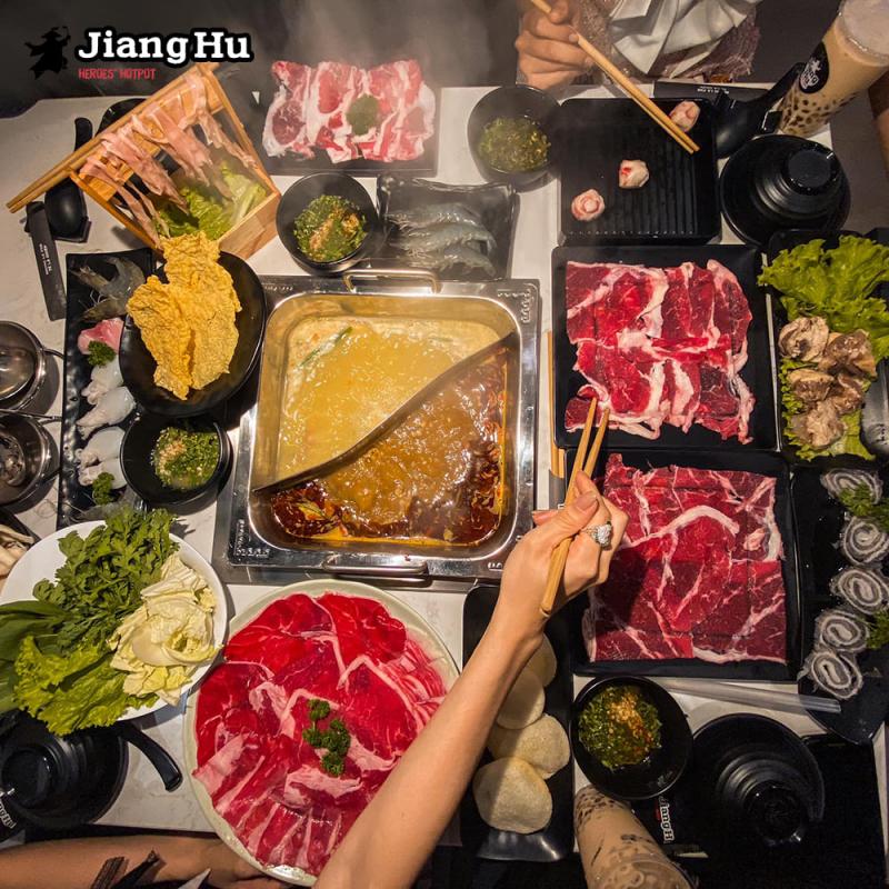 Buffet Lẩu Ếch JiangHu