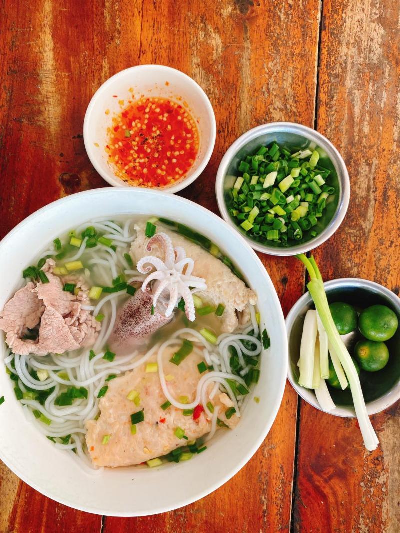 Bún Quậy Thanh Hùng -  Đặc Sản Phú Quốc
