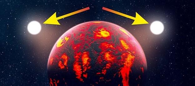 COROT-7b - hành tinh núi lửa nơi đá rơi như mưa