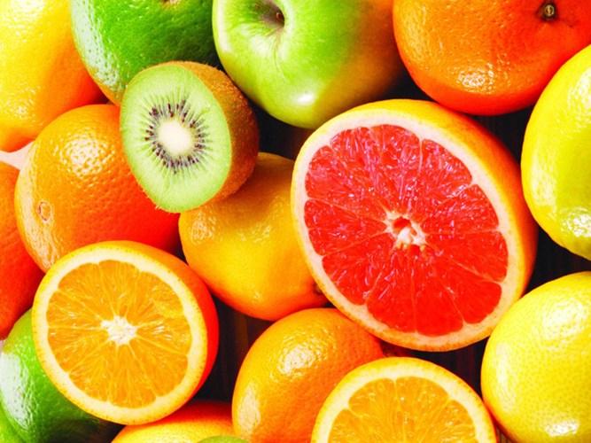 Các loại quả họ nhà cam, chanh
