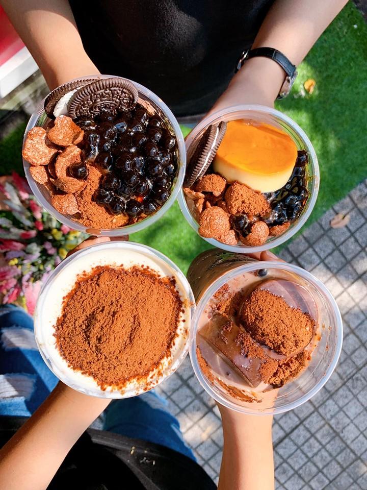 Cacao dầm - Ăn Vặt Sài Gòn - Tân Mai