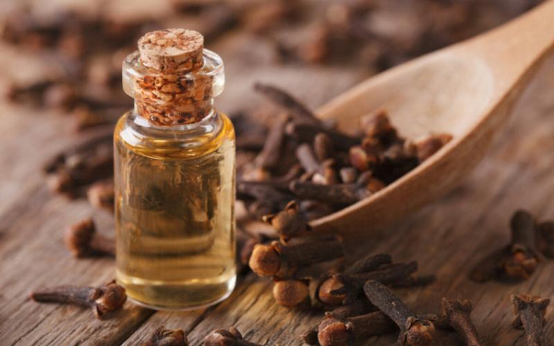 Cách giảm đau khi mọc răng khôn bằng dầu đinh hương