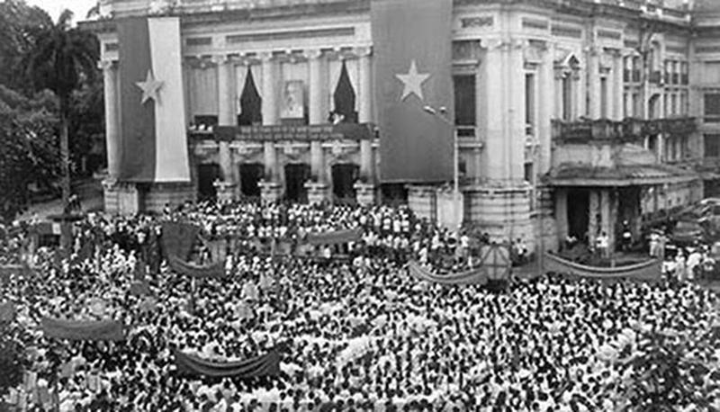 Cách mạng tháng Tám thành công ở Hà Nội (1945): 19/08
