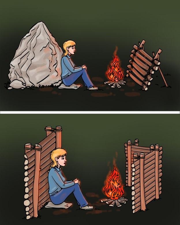 Cách sử dụng phản xạ nhiệt để giữ nóng cơ thể