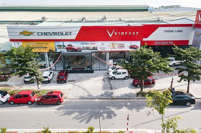 Chevrolet Thăng Long