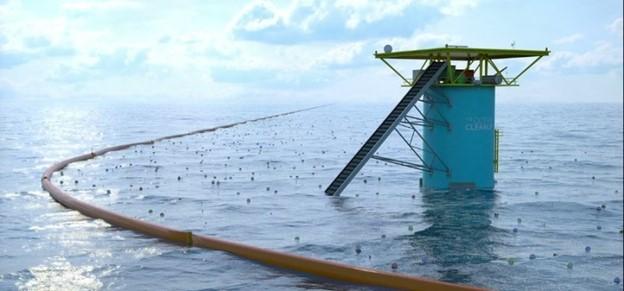 Cỗ máy dọn sạch lượng rác thải nhựa khổng lồ trong đại dương
