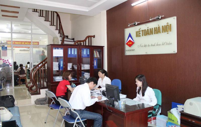 Công ty cổ phần tập đoàn Kế Toán Hà Nội