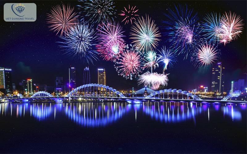 Đà Nẵng – Hội An: Tháng 4 – Lễ hội pháo hoa