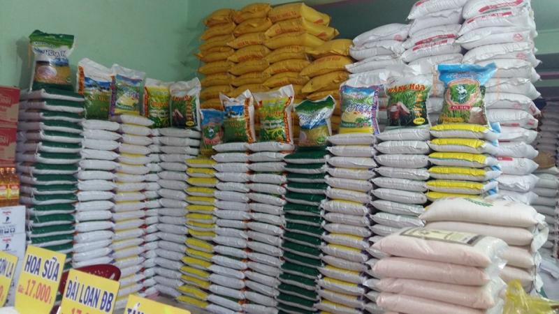 Đại lý gạo đặc sản 55 Ngô Quyền
