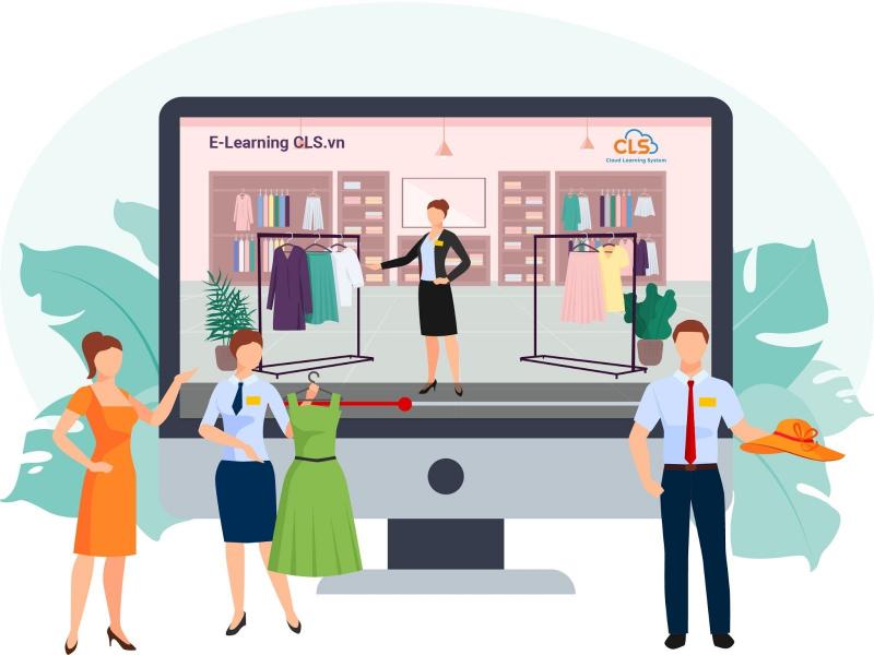 Đào tạo E-Learning cho chuỗi thời trang