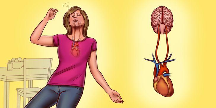 Do huyết áp thấp