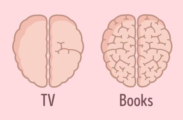 Đọc sách rèn luyện trí não 1 cách hoàn hảo