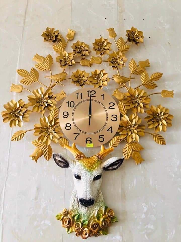 Đồng hồ treo tường đẹp TP HCM