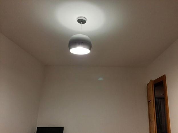 Dùng đèn chùm là nguồn sáng chính trong phòng