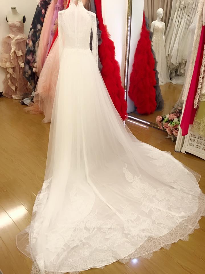 Fairy tale bridal