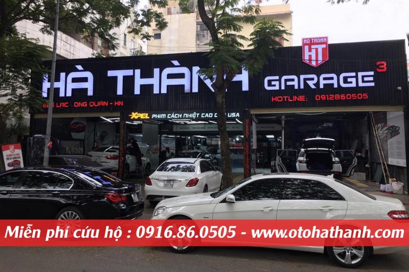 Gara Ô tô Hà Thành