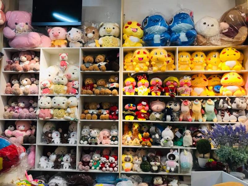 Gấu Gift Store