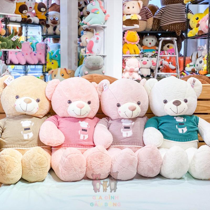 Gia đình Gấu bông