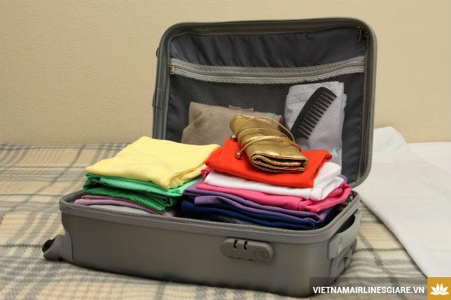 Hành lý mang theo khi đến Sa Đéc
