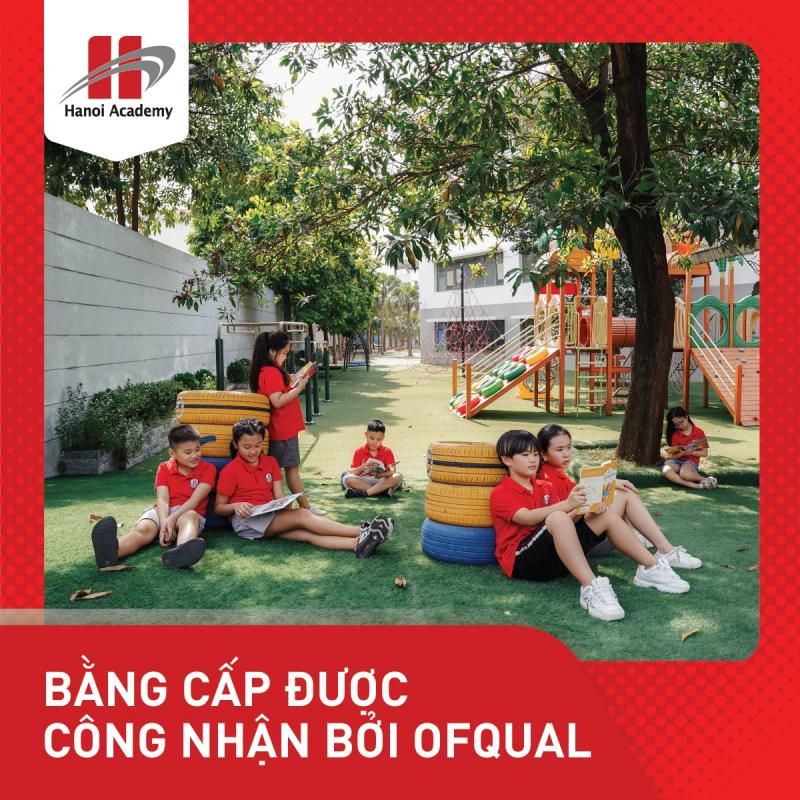 Hanoi Academy International Bilingual School