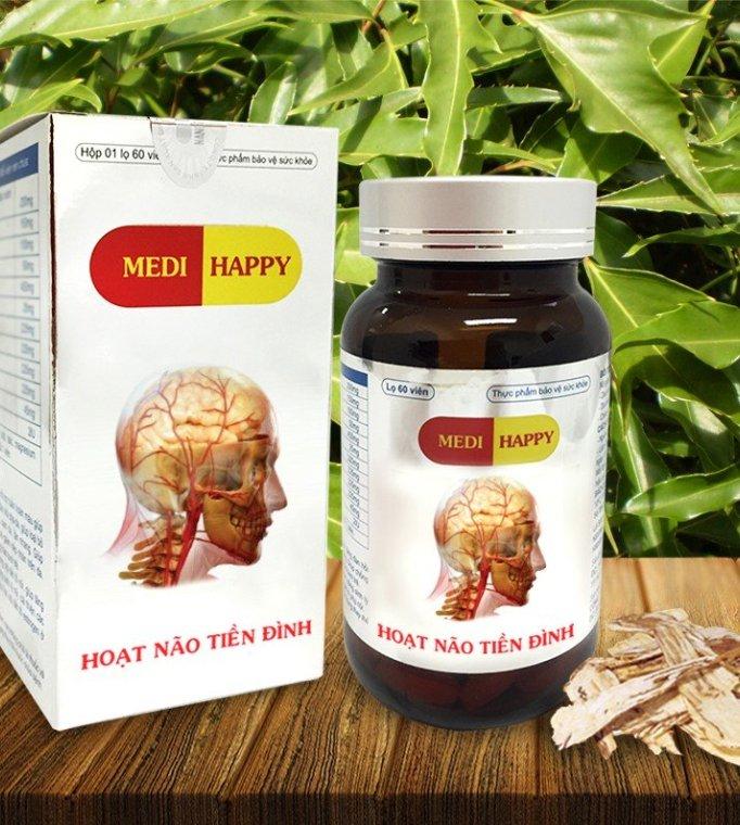 Hoạt Não Tiền Đình Medi Happy