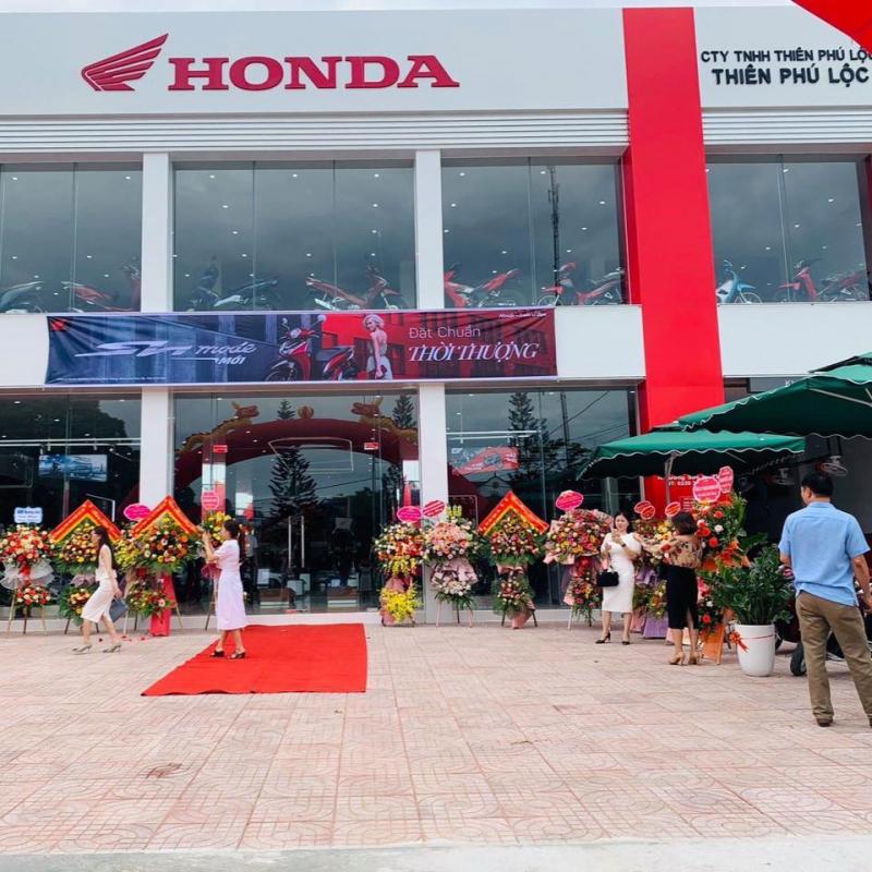 Honda Thiên Phú Lộc