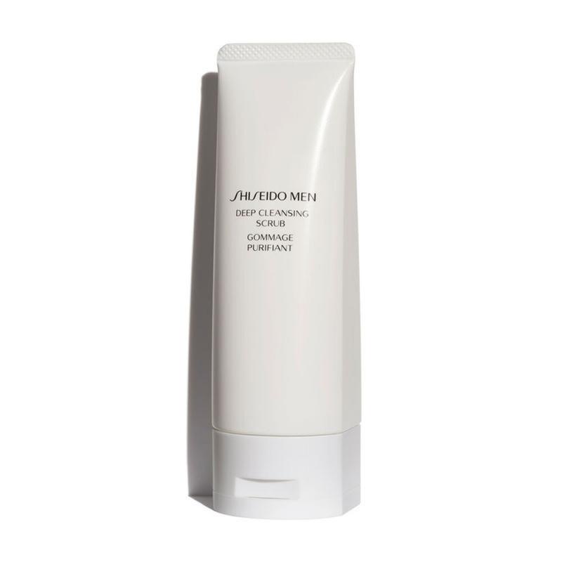 Kem tẩy tế bào chết cho nam Shiseido Men Deep Cleansing Scrub