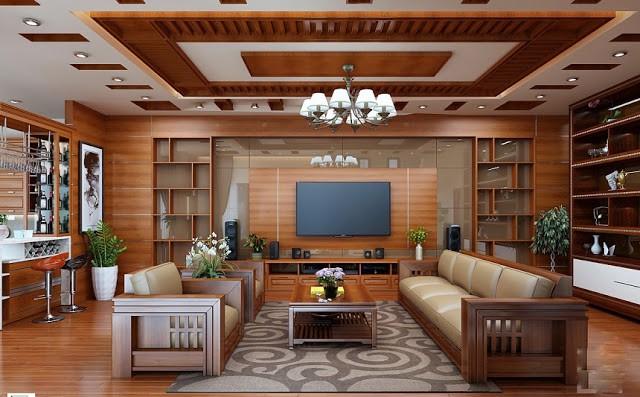 Kết cấu gỗ giống nhau