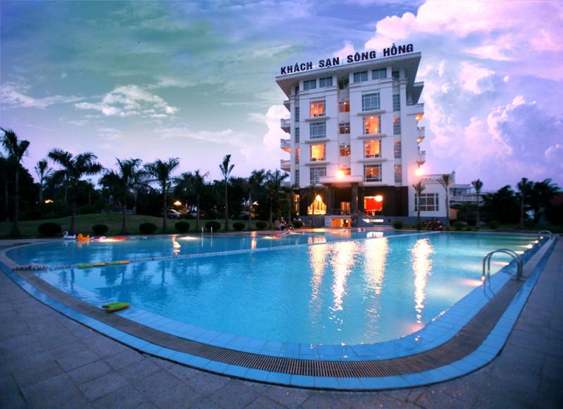 Khách sạn Sông Hồng