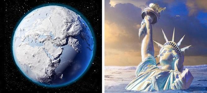 Kỷ băng hà nhỏ có thể diễn ra vào năm 2019 trên hành tinh của chúng ta