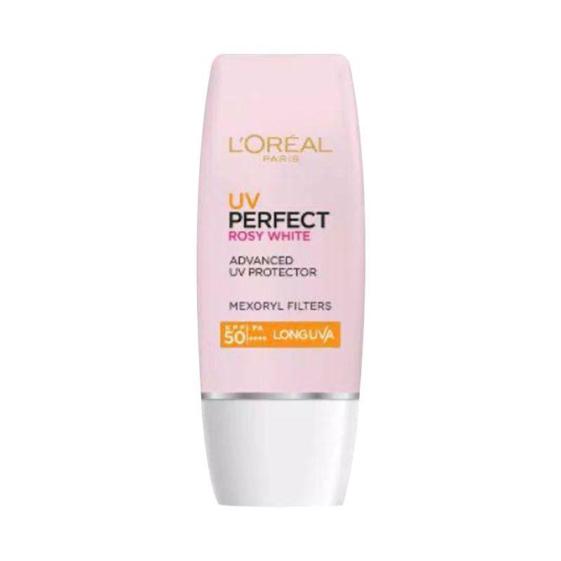 L'Oréal Paris UV Perfect Rosy White