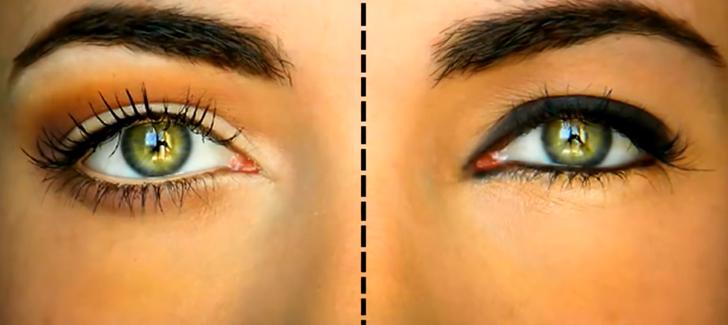 Làm cho đôi mắt của chúng ta trông to hơn