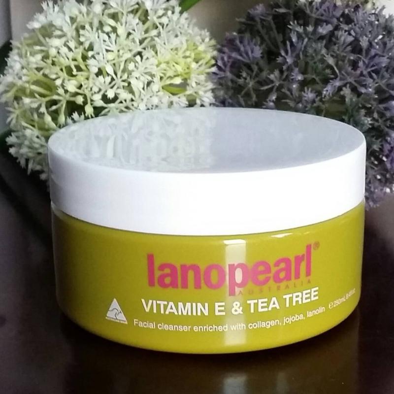 Lanopearl Vitamin E & Tea Tree