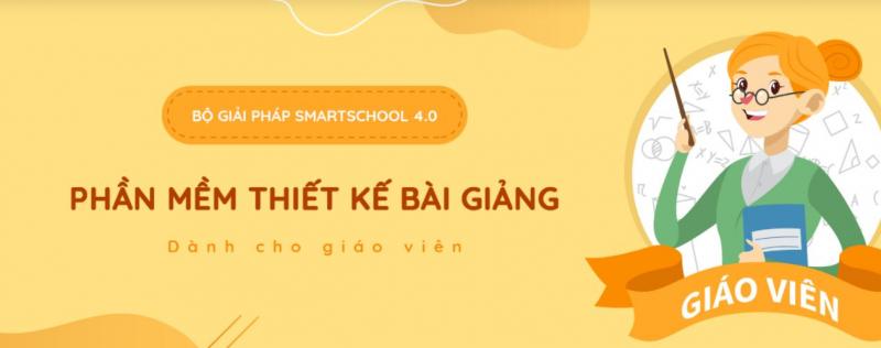 Nền tảng giáo dục điện tử Smartschool