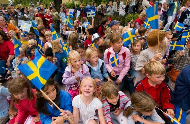 Ngày Quốc khánh Thụy Điển: Ngày 06 tháng 06