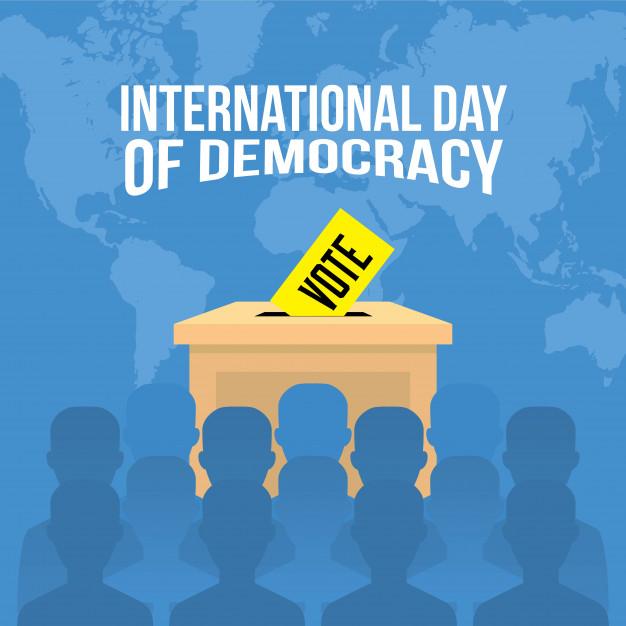 Ngày Quốc tế Dân chủ (International Day of Democracy): 15/09