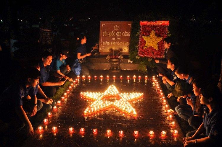 Ngày Thương binh Liệt sĩ Việt Nam: 27/07