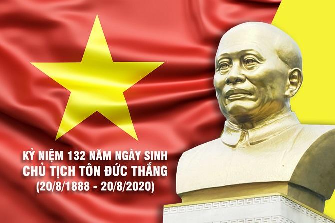 Ngày sinh của Tôn Đức Thắng, Chủ tịch thứ hai của nước Việt Nam Dân chủ Cộng hòa, Chủ tịch đầu tiên của Cộng hòa xã hội chủ nghĩa Việt Nam (1888): 20/08