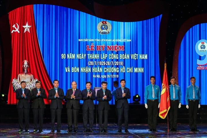 Ngày thành lập Công Đoàn Việt Nam: 28/07