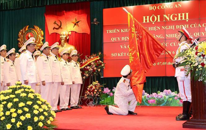 Ngày truyền thống của Công an Nhân dân Việt Nam (1945): 19/08