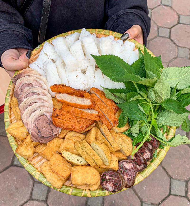 Ngõ Đậu - Ăn đêm Trang Béo