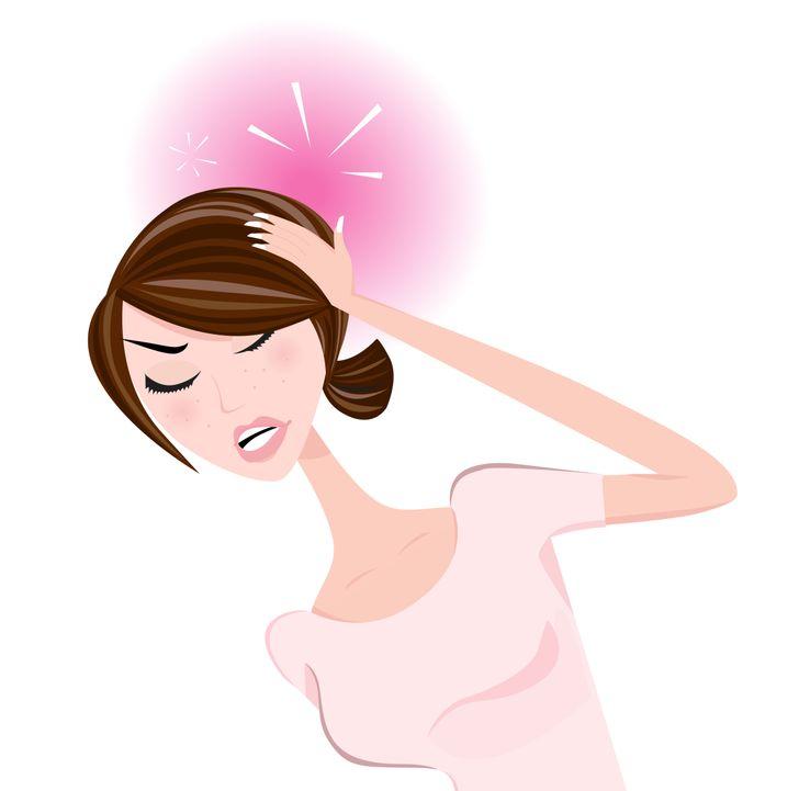 Nhức đầu, chóng mặt, các vấn đề về thiếu tập trung