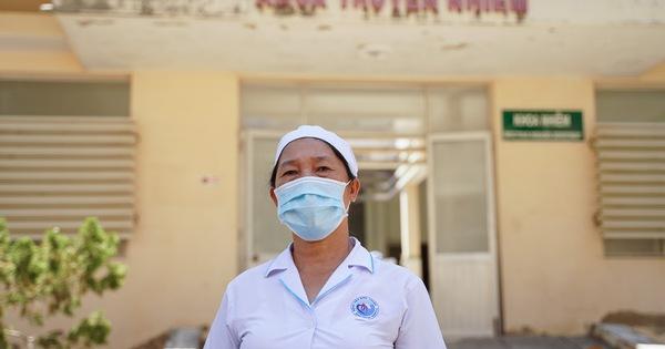 Nữ điều dưỡng ở Bình Thuận không về chịu tang mẹ vì chống dịch
