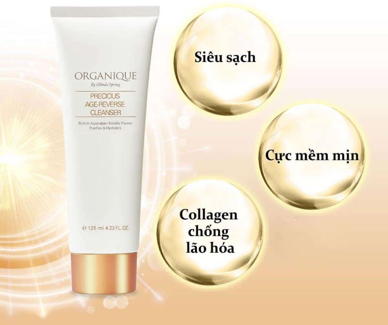 Organique Precious Age - Reverse Cleanser