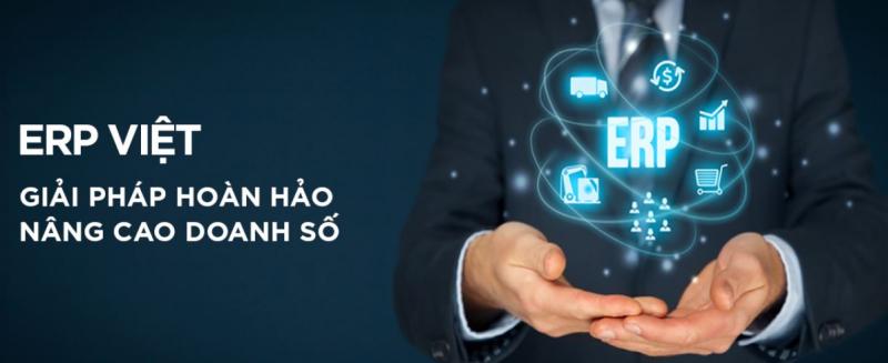 Phần mềm quản trị doanh nghiệp Odoo ERPViet