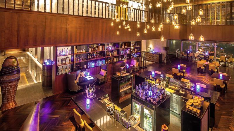 Pharaoh's Bar & Upper