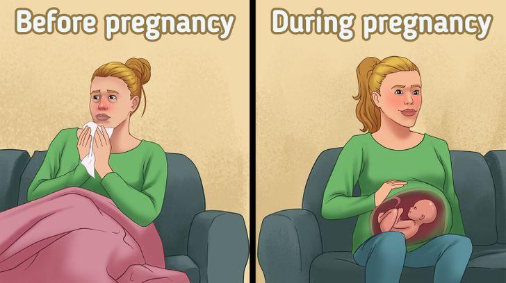 Phôi thai có thể chữa lành vết thương cho mẹ