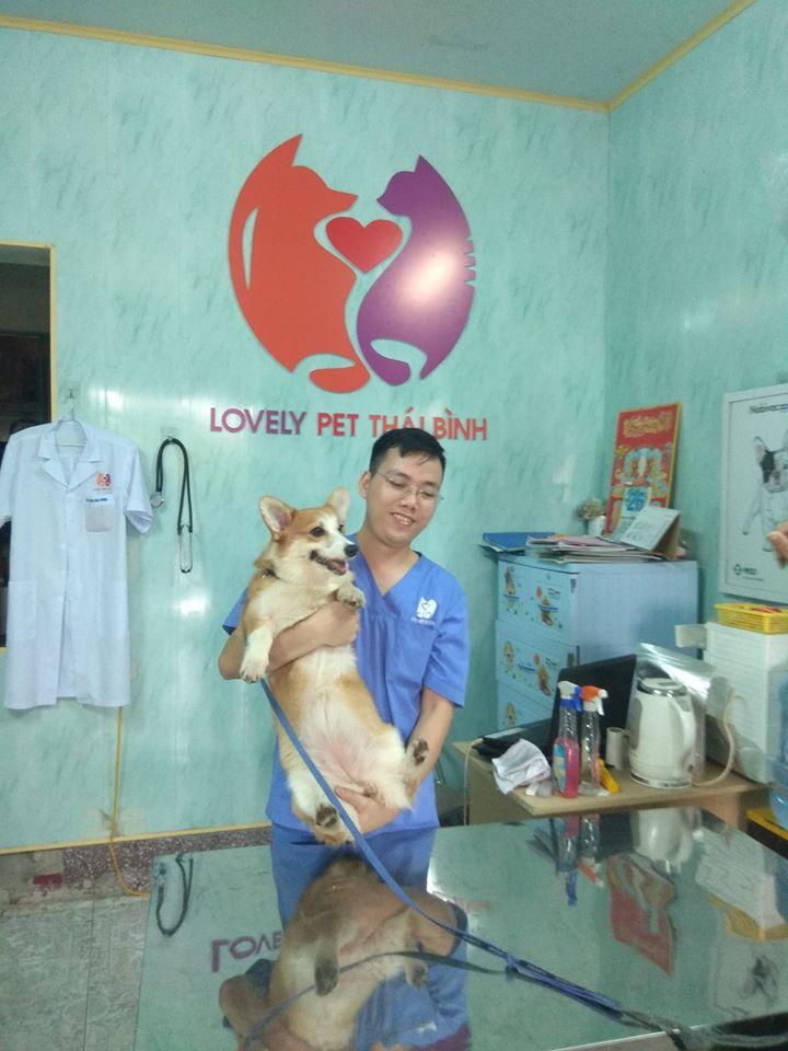 Phòng khám thú y Lovely Pet Thái Bình
