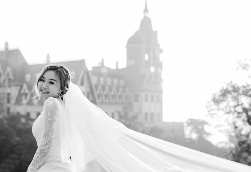 Quỳnh Paris Wedding