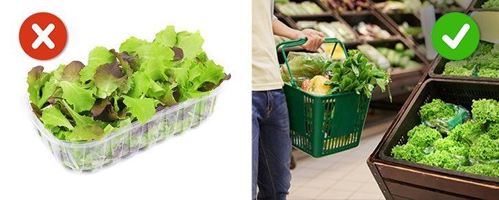 Salad ăn liền